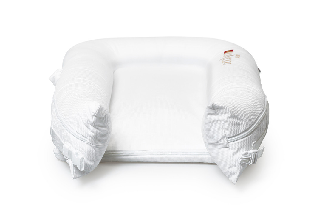 b81235f8f DockATot Deluxe Dock Pristine White Top 10 Must Haves Gear - Baby ...